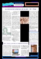 La Ciencia De La Barrera De La Piel – III