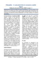 Oleogeles: Lo Que Productos Acuosos No Pueden Lograr